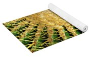 Barrel Cactus Yoga Mat