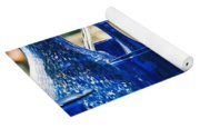 Bath Glass Yoga Mat