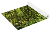 Bathed In Spring Yoga Mat