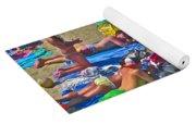 Beach Blanket Bingo Yoga Mat
