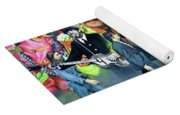 Beatles Fan Art Yoga Mat