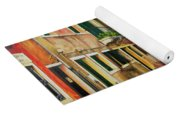 Beautiful Side Canal In Venice Yoga Mat