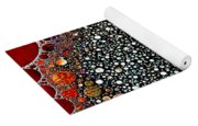 Bejeweled Yoga Mat