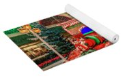 Bellagio Christmas Train Decorations Angled 2017 2 To 1 Aspect Ratio Yoga Mat