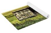 Bereft In A Field Yoga Mat