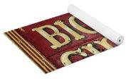 Big Top Circus Yoga Mat