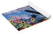 Birth Of The Universe Yoga Mat