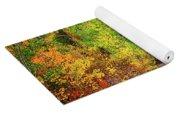 Bishop Creek In Autumn Yoga Mat