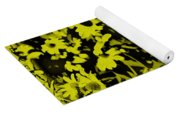 Black Eyed Susan's Yoga Mat