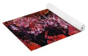 Blooming Cherry Trees Yoga Mat