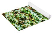 Blooming Shrubs  Yoga Mat