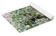 Blossoms Galore Yoga Mat