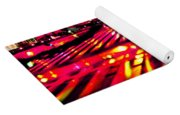 Blossoms Of The Night Yoga Mat