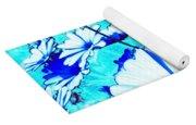 Blue Season Yoga Mat