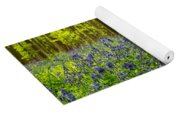 Bluebell Wood Yoga Mat