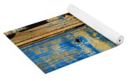 Blues Dues Yoga Mat