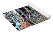 Bonfim Wish Ribbons Yoga Mat