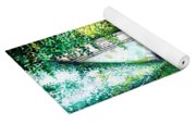 Bridge To New York Yoga Mat
