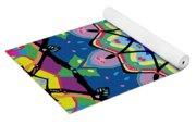 Brigadoon No. 1 Kaleidoscope Yoga Mat