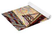 Brooklyn Bridge Watercolor Yoga Mat