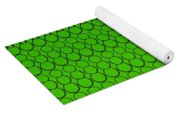 Bubbles All Over The Place -5-grn Yoga Mat