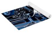 Budnik Wheel 01 Yoga Mat