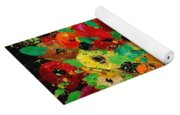 Bunch Of Flowers 0507 Yoga Mat