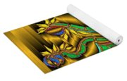 Burning Bush Yoga Mat