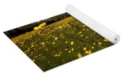 Buttercup Field Yoga Mat