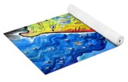 Butterfly 01. Science And Its Progress  Yoga Mat