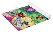 Butterfly Lake Yoga Mat