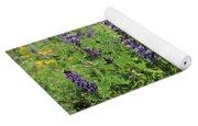 California Meadow Yoga Mat