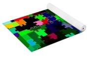 Candid Color 2 Yoga Mat