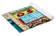 Candy Shop Yoga Mat