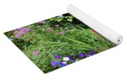 Castle Garden In Germany Yoga Mat