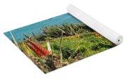 Catalina Island Coastline Yoga Mat