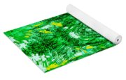 Cathedral Of Trees Yoga Mat