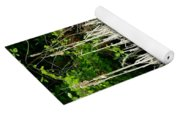 Cattail Reflection Yoga Mat