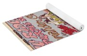 Cc With Riders Yoga Mat