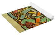 Celtic Knot 1 Yoga Mat