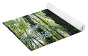 Chesapeake Oldgrowth Forest Yoga Mat