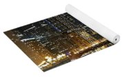 Chicago Night Lights Yoga Mat