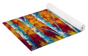 Chill In The Air Yoga Mat