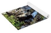 Christine Falls - Upper Part - Mount Rainier National Park 3 Yoga Mat