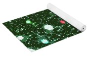 Christmas Lights No. 7-1 Yoga Mat
