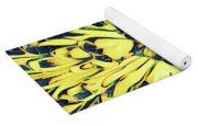 Chrysanthemum Pop Yoga Mat