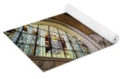 Church Of The Flagellation Yoga Mat