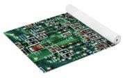Circuit Board Yoga Mat