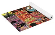 Classic Rock 2 Collage Yoga Mat