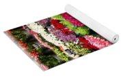 Cologne Flowers Yoga Mat